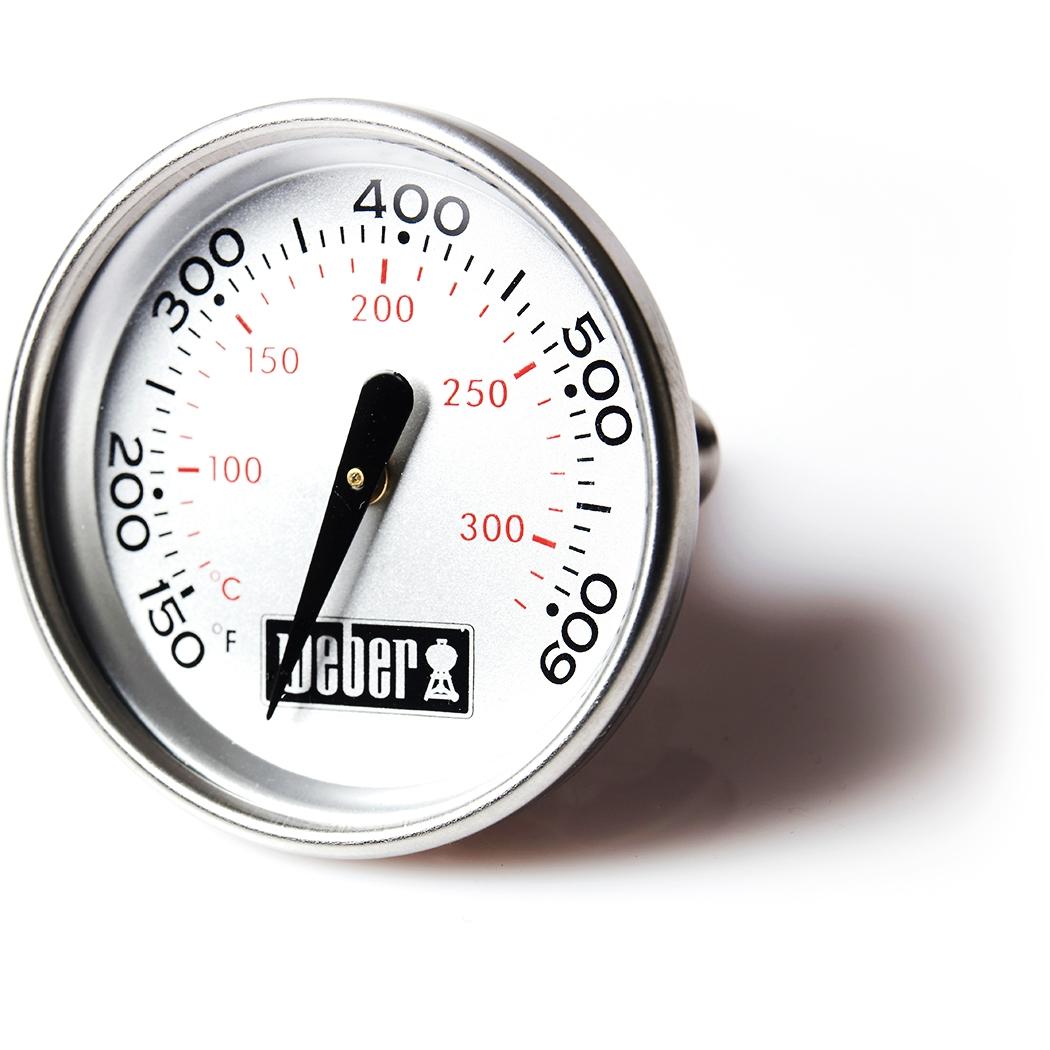 Weber Termometer Q-Serien, Spirit Och Klotgrillar