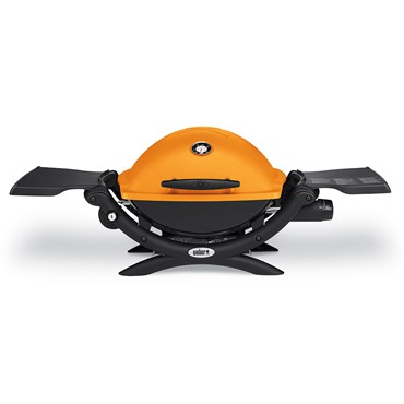 Weber Q 1200 Orange Nyhet