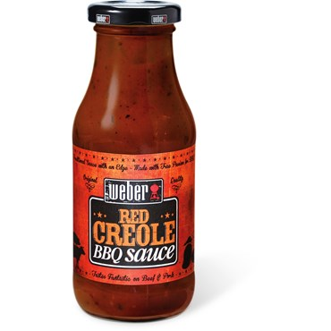 Weber Red Creole BBQ Sauce