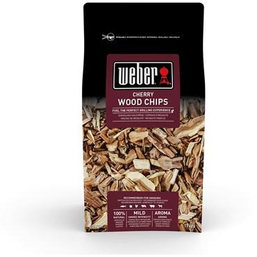 Weber Smoking Wood Chips Körsbär Nyhet