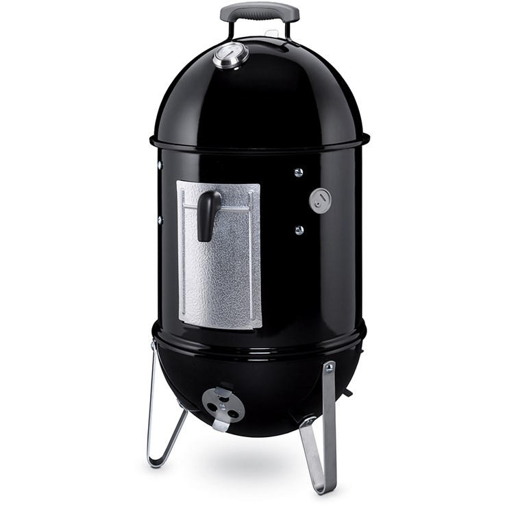 Weber Smokey Mountain Cooker 37 Cm Svart