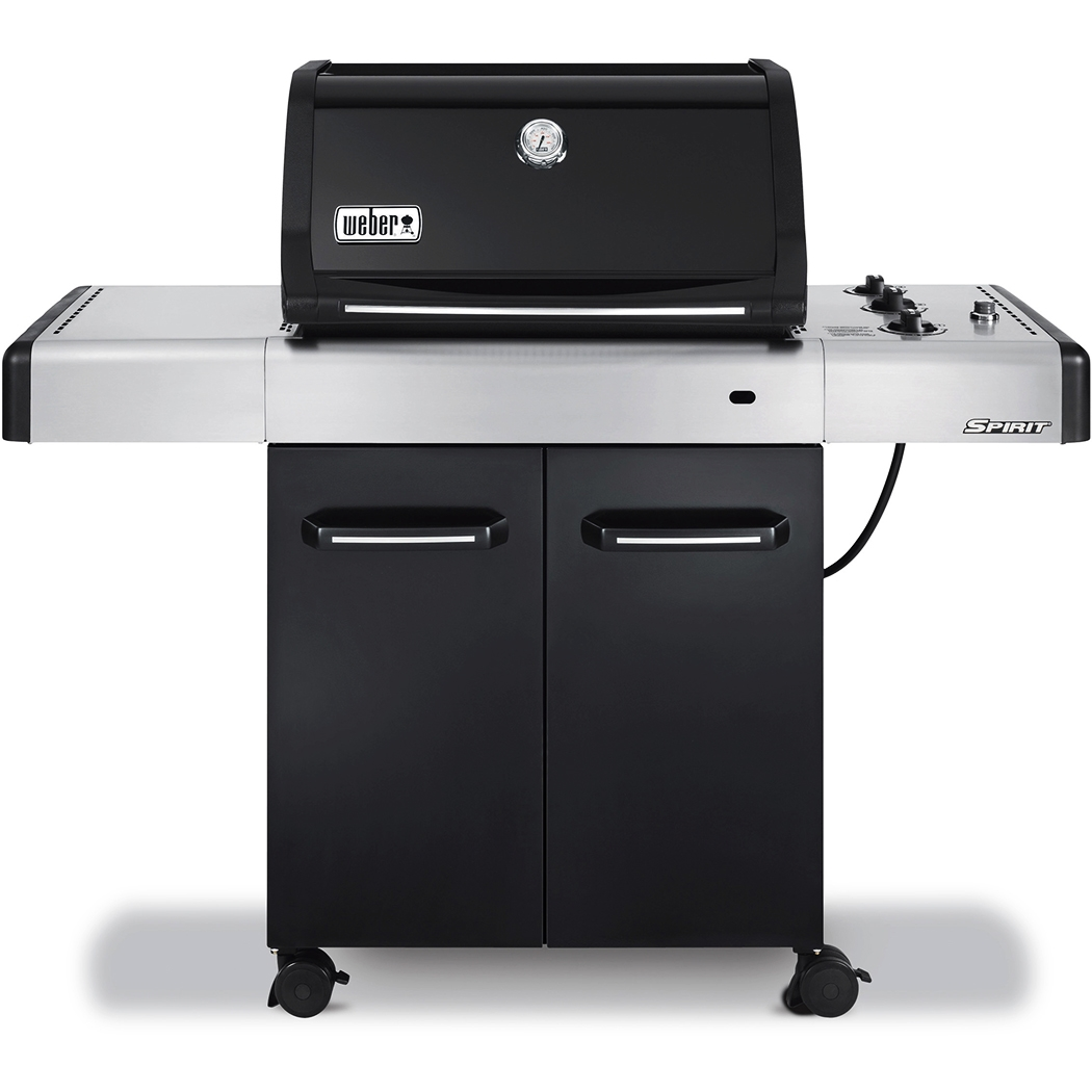 weber spirit e 310 premium gasolgrill svart grillbutiken webshop. Black Bedroom Furniture Sets. Home Design Ideas