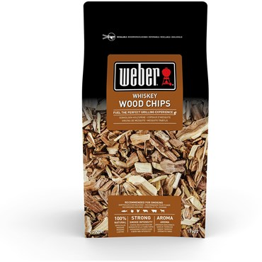 Weber Smoking Wood Chips Whisky Nyhet