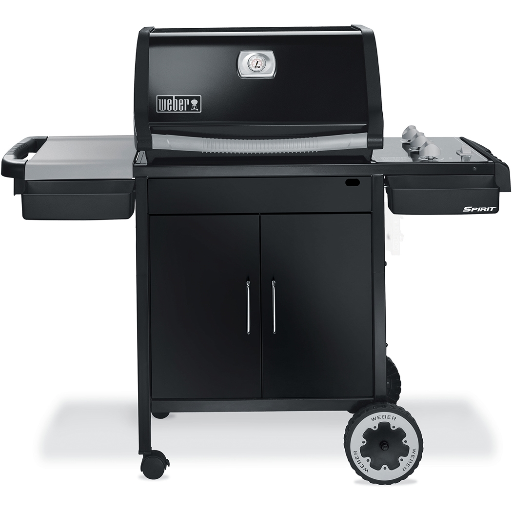 weber spirit e 310 classic gasolgrill svart. Black Bedroom Furniture Sets. Home Design Ideas