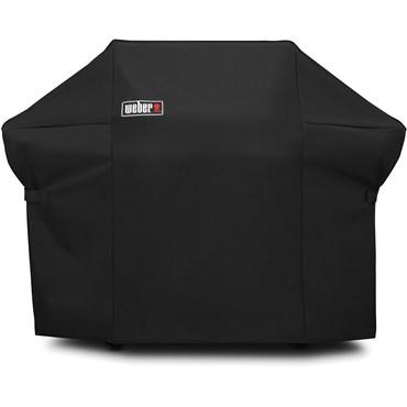 Weber Premiumöverdrag Summit 400 -serien Svart Polyester