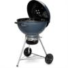 Weber Master-Touch GBS C-5750 Kolgrill 57 cm Slate Blue Nyhet