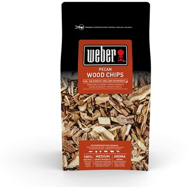 Weber Smoking Wood Chips Pekannöt Nyhet