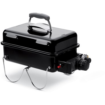 Weber Go-Anywhere Gas Svart