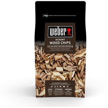 Weber Smoking Wood Chips Hickory Nyhet
