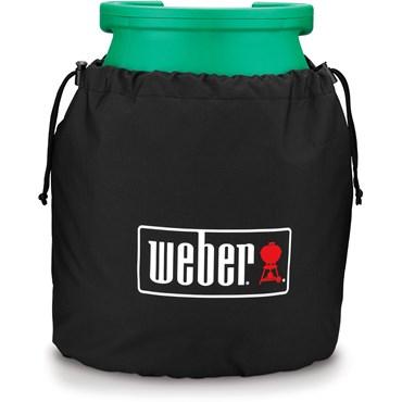 Weber Original Gasolflasköverdrag 5 Kg Svart Nyhet