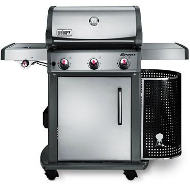 Weber Spirit Premium S-320 inklusive Gourmet BBQ System Grillgaller