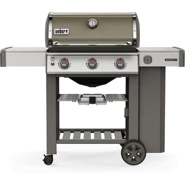 Weber Genesis II E-310 GBS Gasolgrill Smoke Grey Nyhet