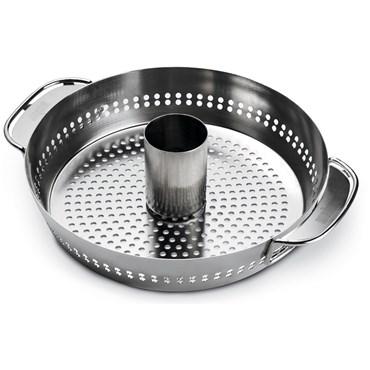 Weber Gourmet BBQ System Kycklinghållare Rostfritt Stål Nyhet