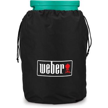 Weber Original Gasolflasköverdrag 10Kg Svart Nyhet