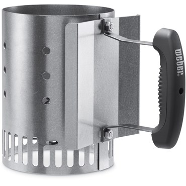 Weber Rapidfire Grillstarter Liten Aluminium Nyhet