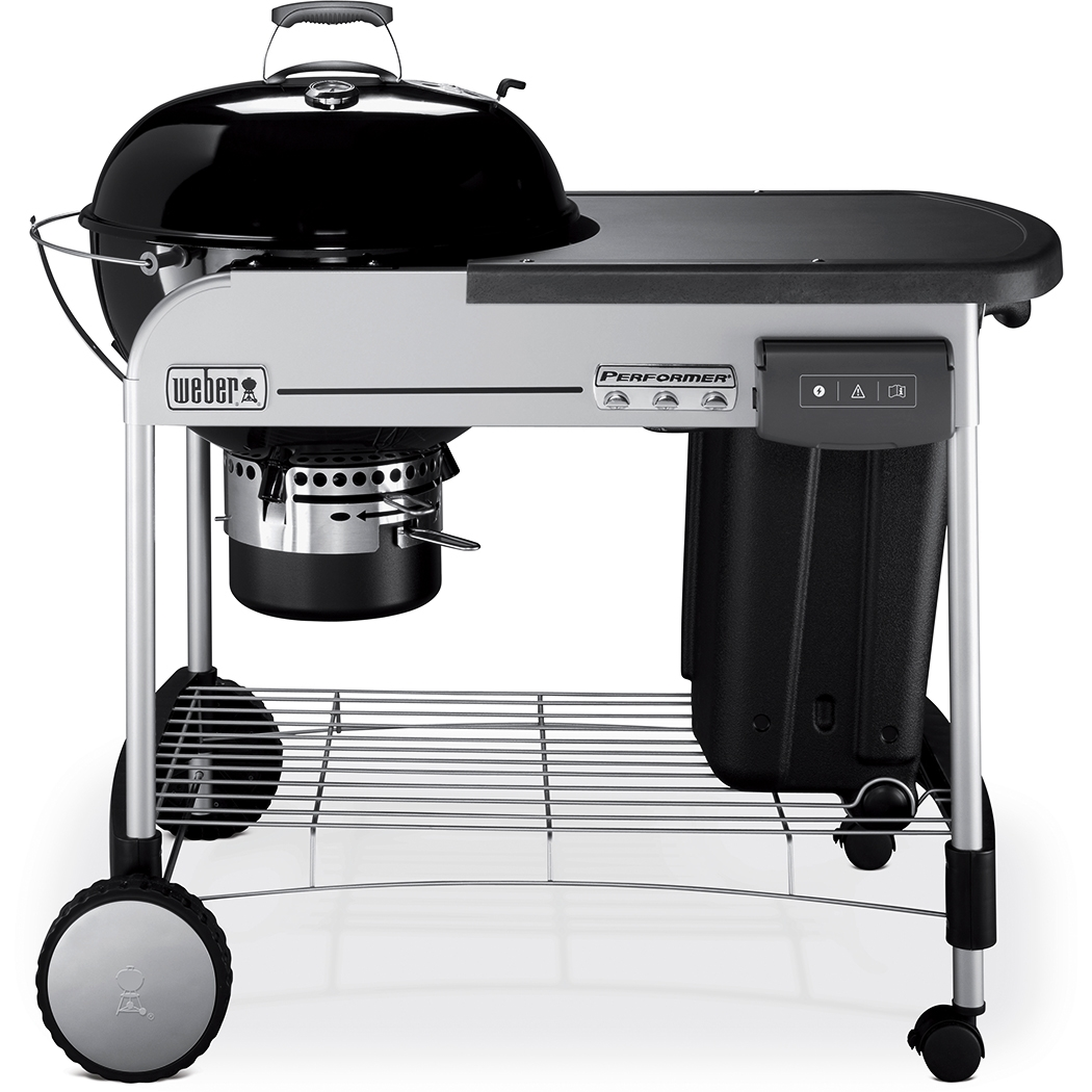 weber performer med gasolt ndning special edition klotgrill svart. Black Bedroom Furniture Sets. Home Design Ideas