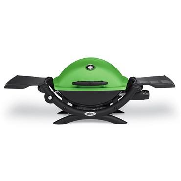 Weber Q1200 Grön Nyhet