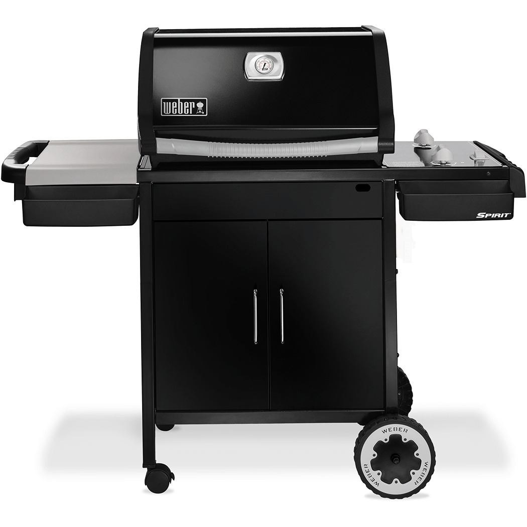 weber spirit e 210 classic gasolgrill svart. Black Bedroom Furniture Sets. Home Design Ideas