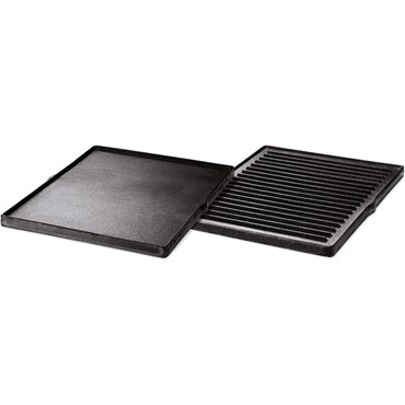 Weber Griddle for Genesis E/S, 2011, porcelain-enameled cast iron