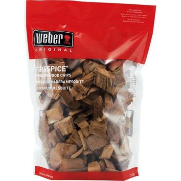 Weber Smoking Wood Chips Trädflisor Mesquite