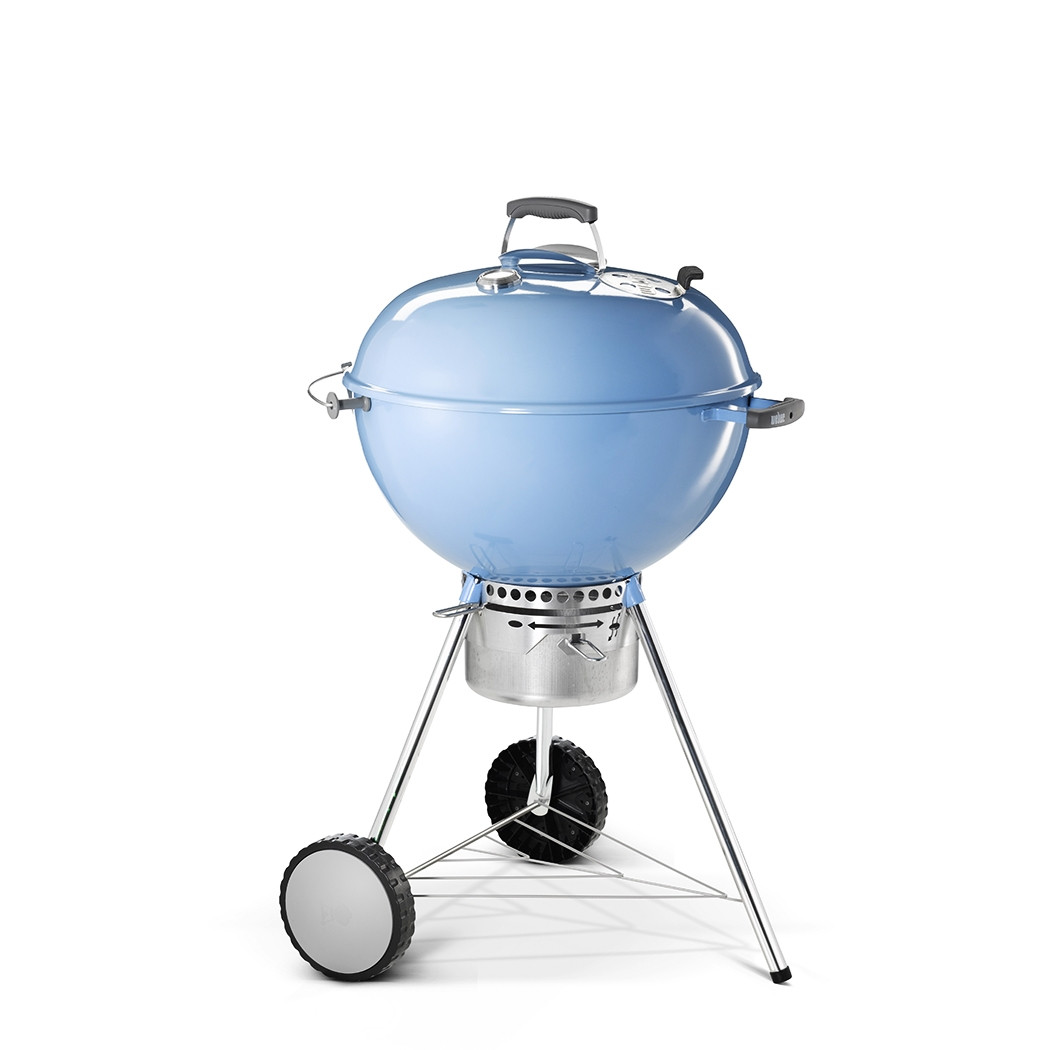 Weber One Touch Premium Plus 57 Cm Wedgewood Blue Klotgrill