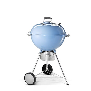 Weber One Touch Premium Plus 57 CM Wedgewood Blue Klotgrill Ljusblå