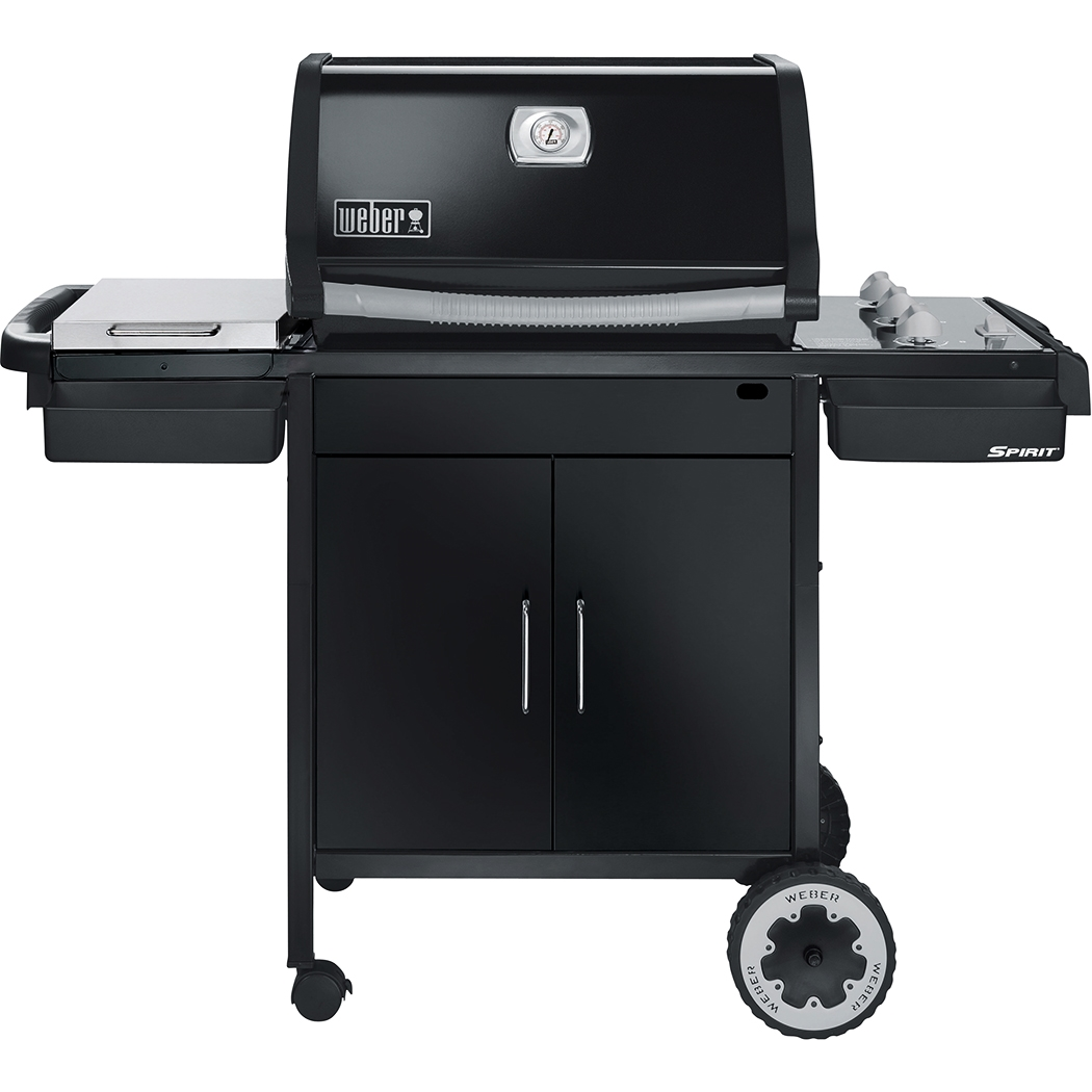 weber spirit e 320 classic gasolgrill svart grillbutiken. Black Bedroom Furniture Sets. Home Design Ideas