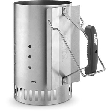 Weber Rapidfire Grillstarter Aluminium