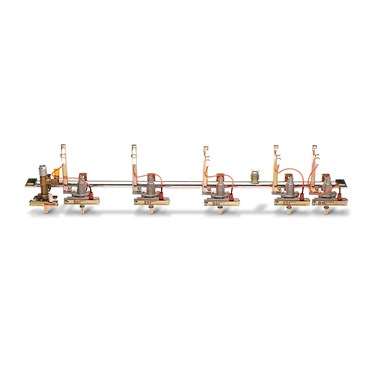 Weber Lp Manifold Assembly, Summit S-450, 30 Mb