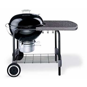 Weber One Touch Platinum Klotgrill Svart