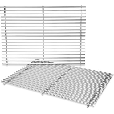 Weber Stainless Steel cooking grates, 300 series, export