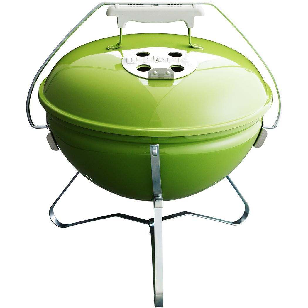 weber smokey joe gold b rbar grill limegr n. Black Bedroom Furniture Sets. Home Design Ideas