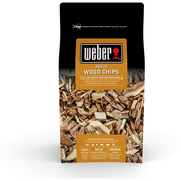 Weber Smoking Wood Chips Bok