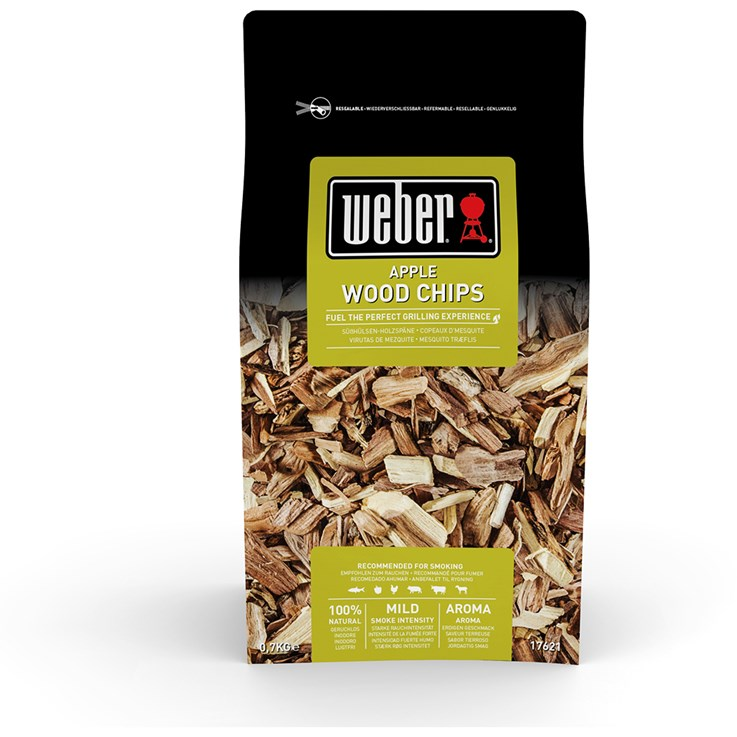 Weber Smoking Wood Chips Äpple