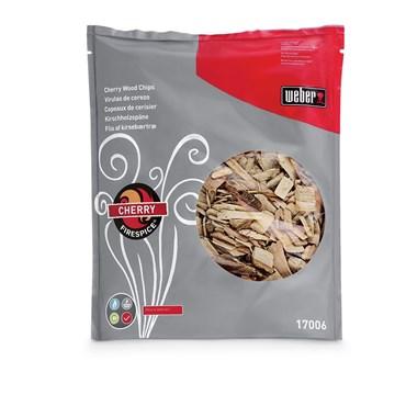 Weber Smoking Wood Chips Trädflisor Körsbär