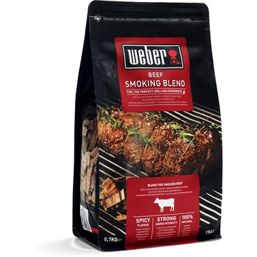 Weber Smoking Wood Chips Nötkött Nyhet