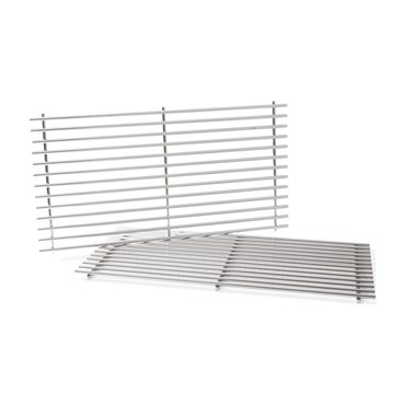 Weber Stainless Steel cooking grates, 200 series, export