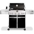 Weber Summit E 450 Gasolgrill Svart