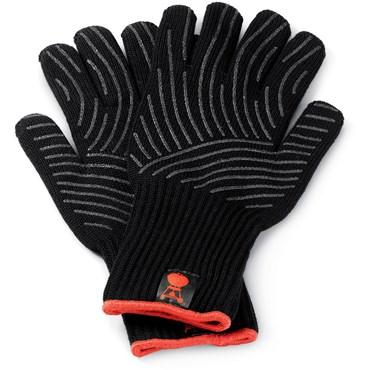 Weber Premium Handskar S/M Svart/Red Nyhet
