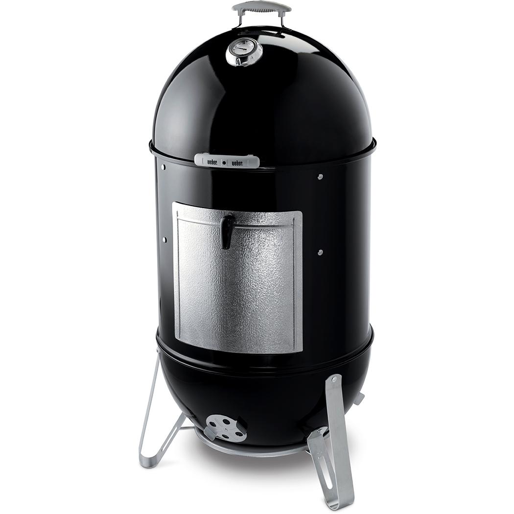 weber smokey mountain cooker wsm 57 cm r k svart. Black Bedroom Furniture Sets. Home Design Ideas