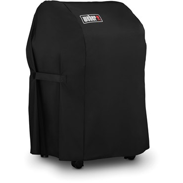 Weber Premiumöverdrag Spirit-210 (2013-) Svart Polyester
