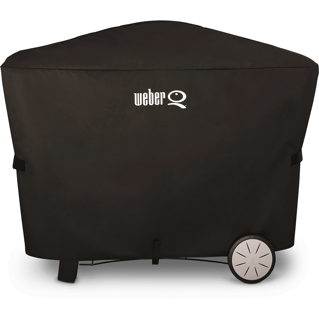 Weber Premiumöverdrag Spirit 220 och 300 serien Svart Polyester