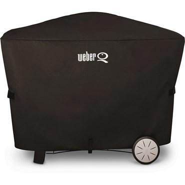 Weber Premiumöverdrag Q3000 och Q300 -serien Svart Polyester Nyhet